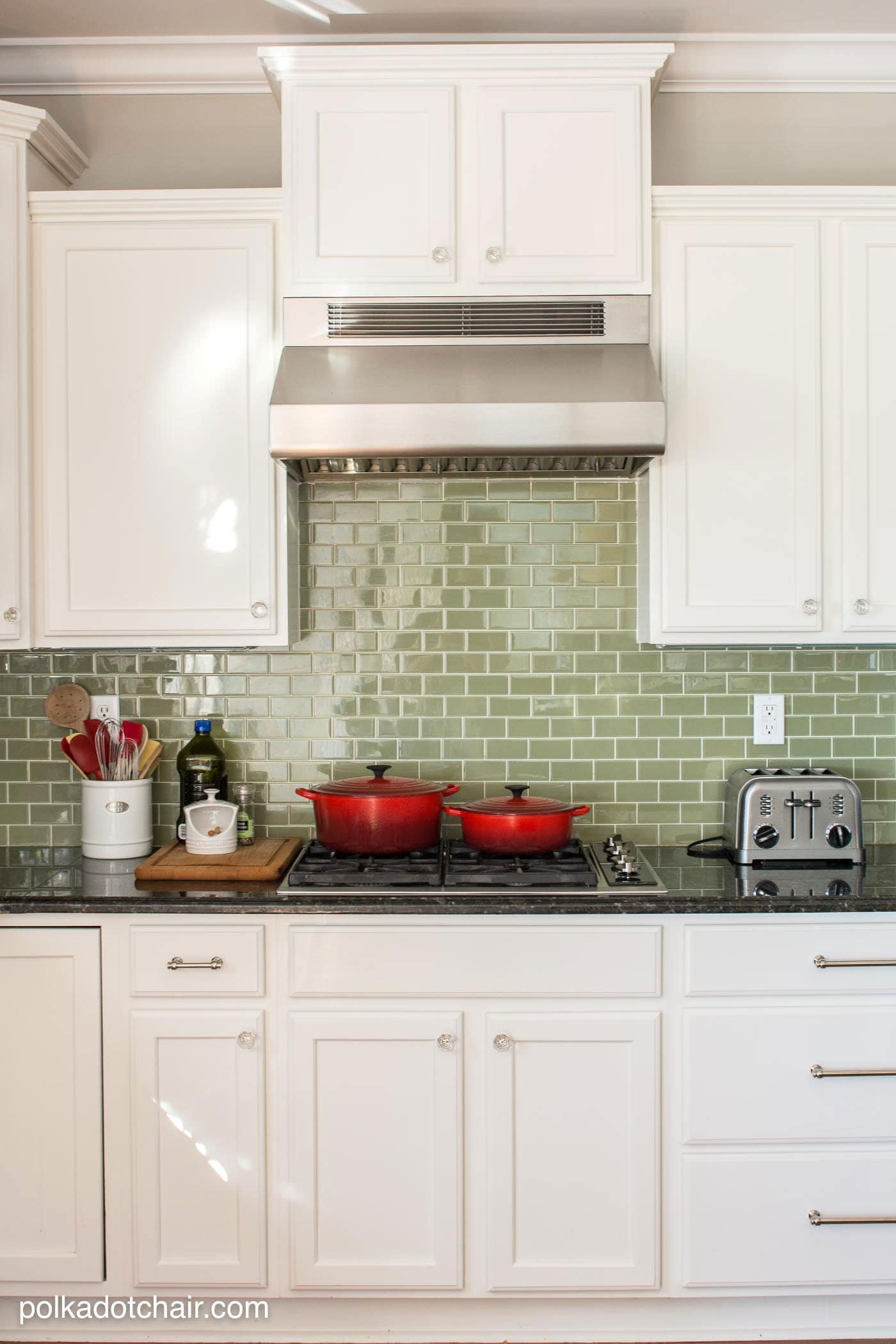 Permalink to Kitchen Cabinet Makeover