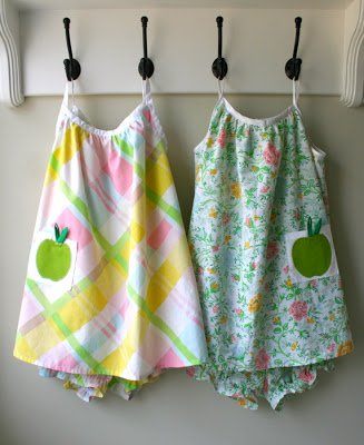 Vintage Summer Jammies