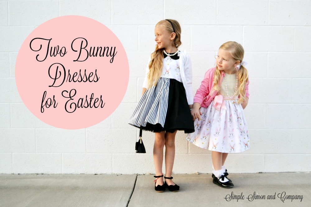 Easter Dress by Simple Simon & Company