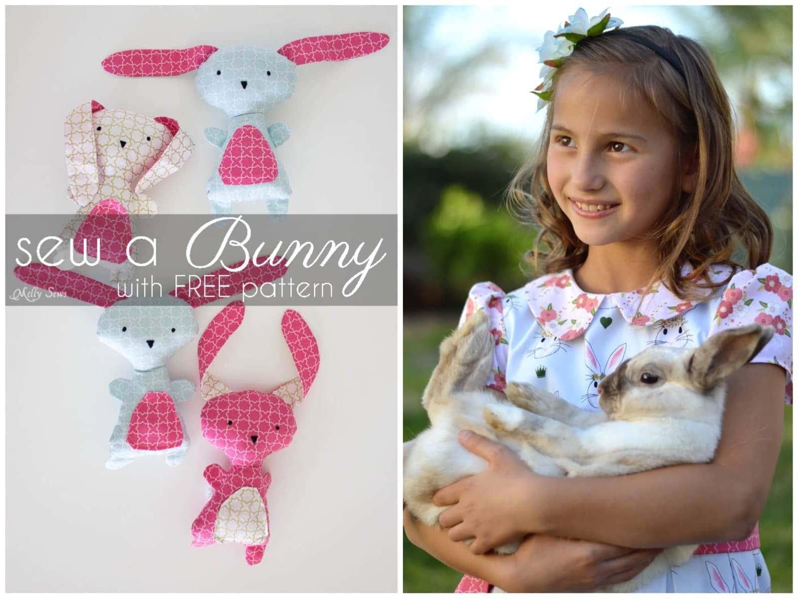 DIY Easter Bunny & Easter Dress Ideas