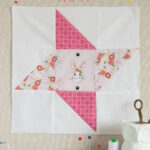 May Block of the Month; a Friendship Star Quilt Block