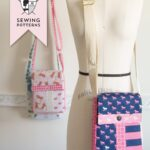 Cross Body Bag Sewing Pattern