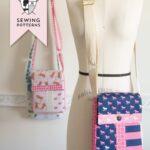 Cross Body Bag Sewing Pattern