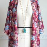 How to Sew a Kimono Top or Jacket