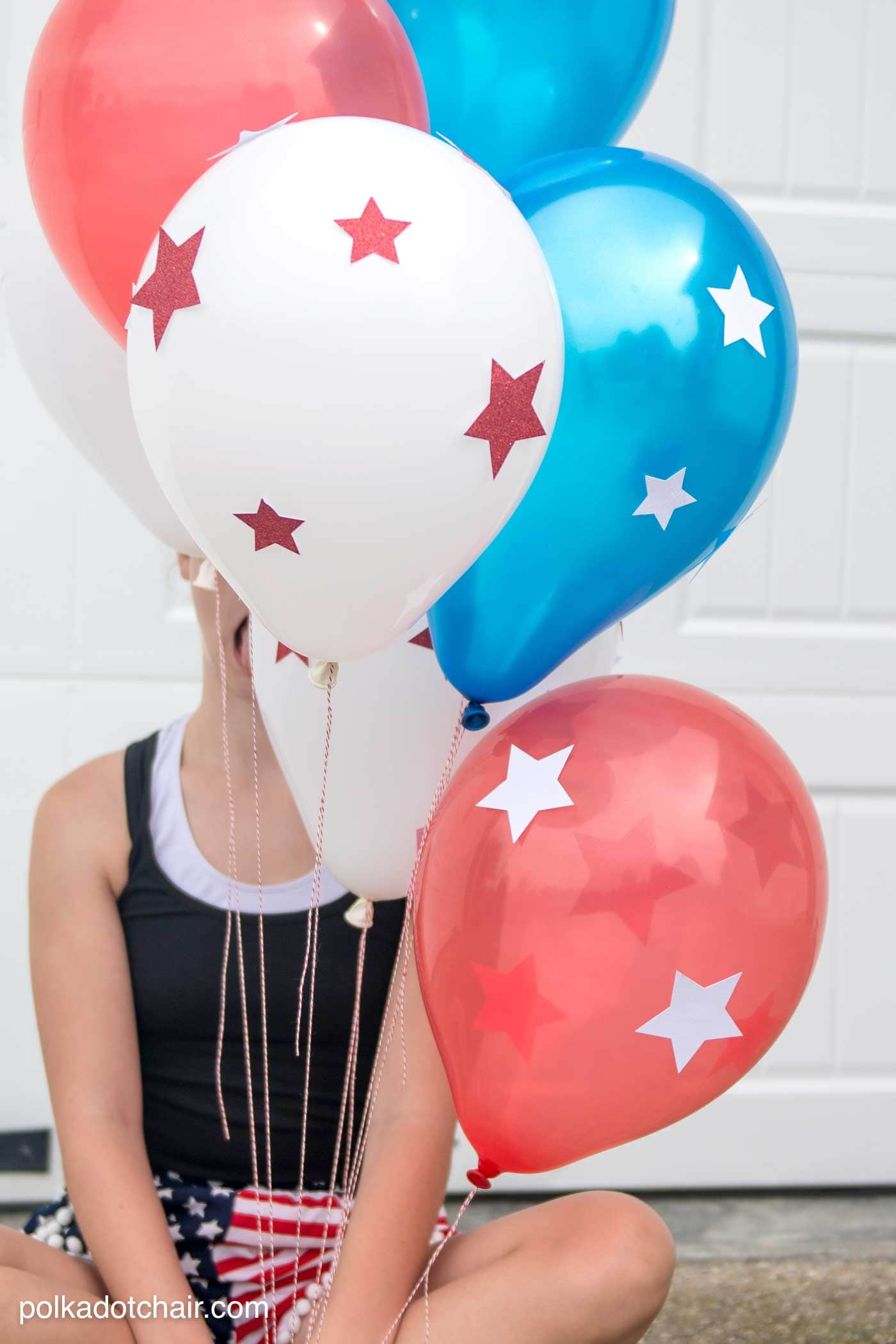 Helium Balloon Table Decorations