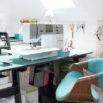 Room Makeover Reveal: Sewing Room Ideas