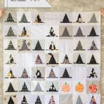 Introducing the Halloween Haberdashery Quilt Pattern