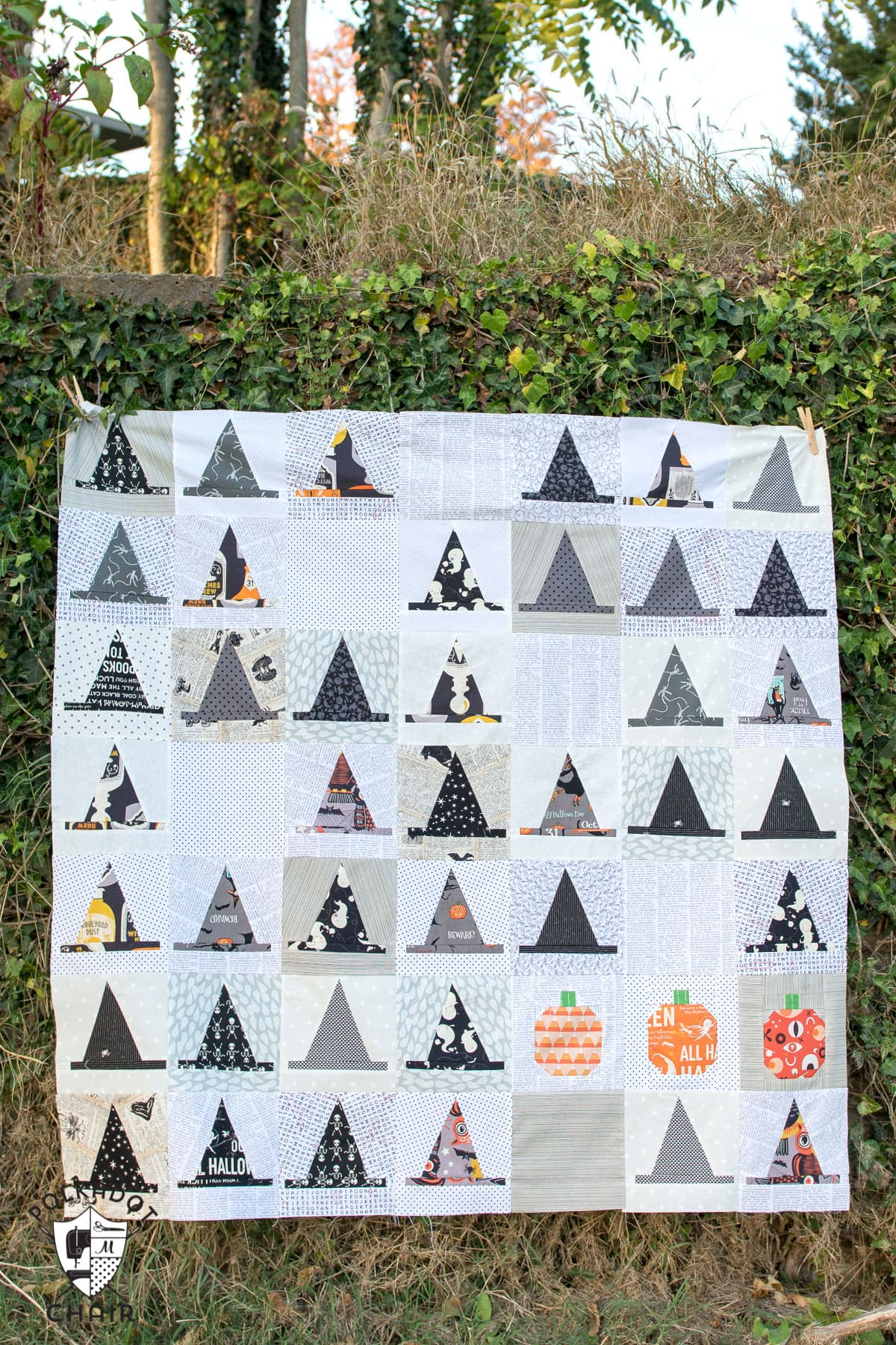 The Halloween Haberdashery Quilt A Fun Halloween Sewing And Quilting