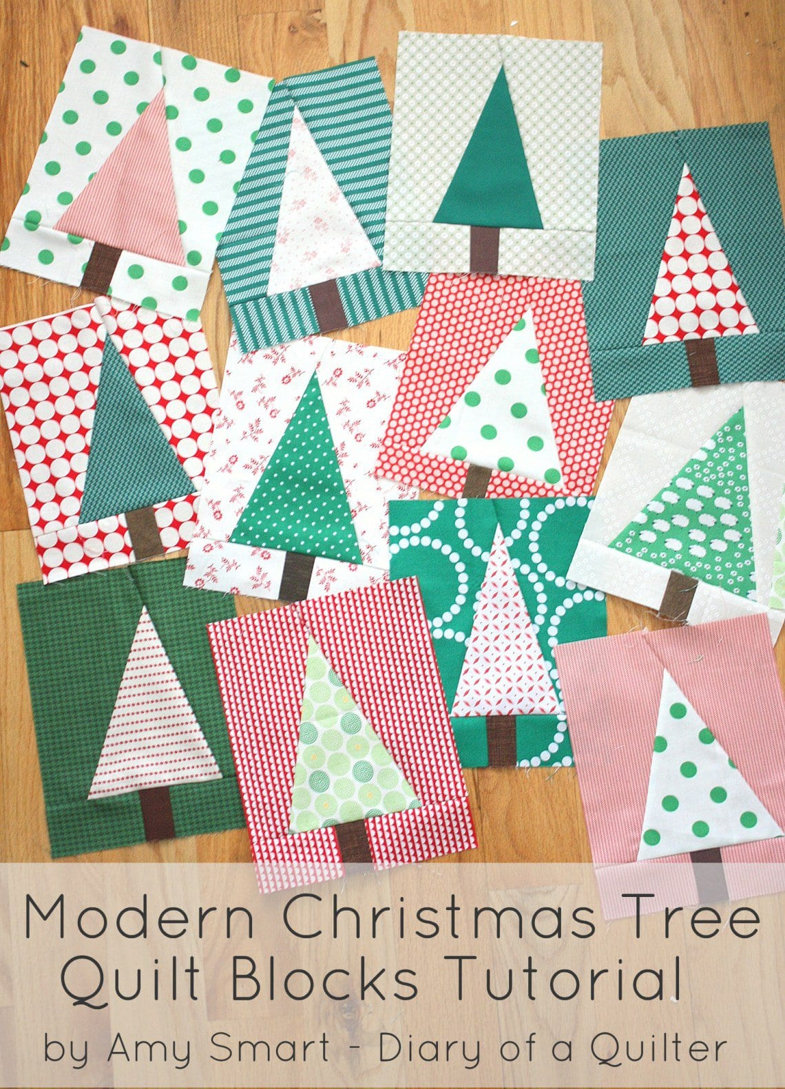 Felt Christmas Tree Skirt Pattern