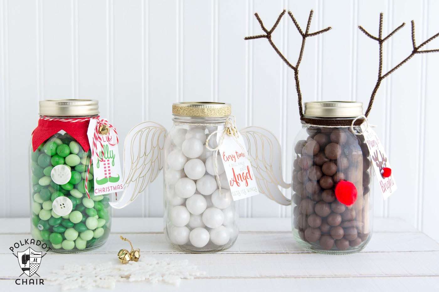 Good news: Our absolute favorite kitchen staple now comes in a variety of super cute present-worthy options. These Mason jar gift ideas will make any southern belle .