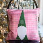Tomte Christmas Gnome Pillow Pattern