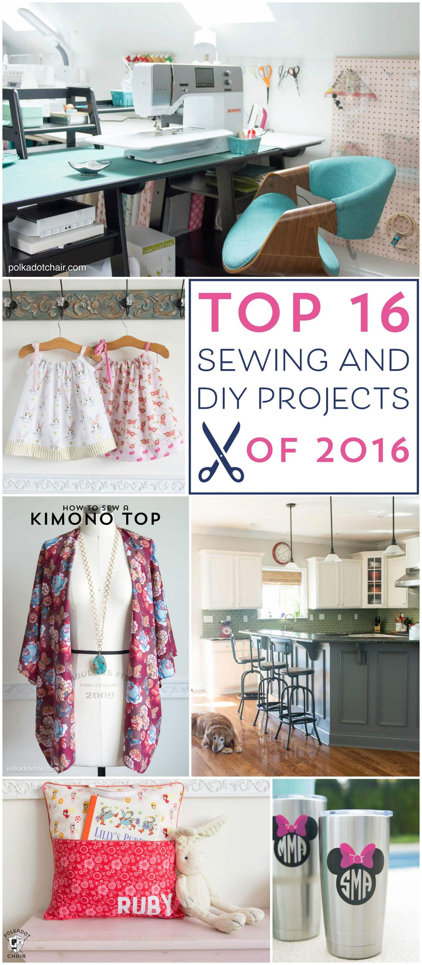 Top 16 Projects of 2016