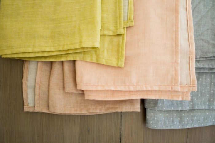 Double Gauze Baby Blankets by purlsoho.com