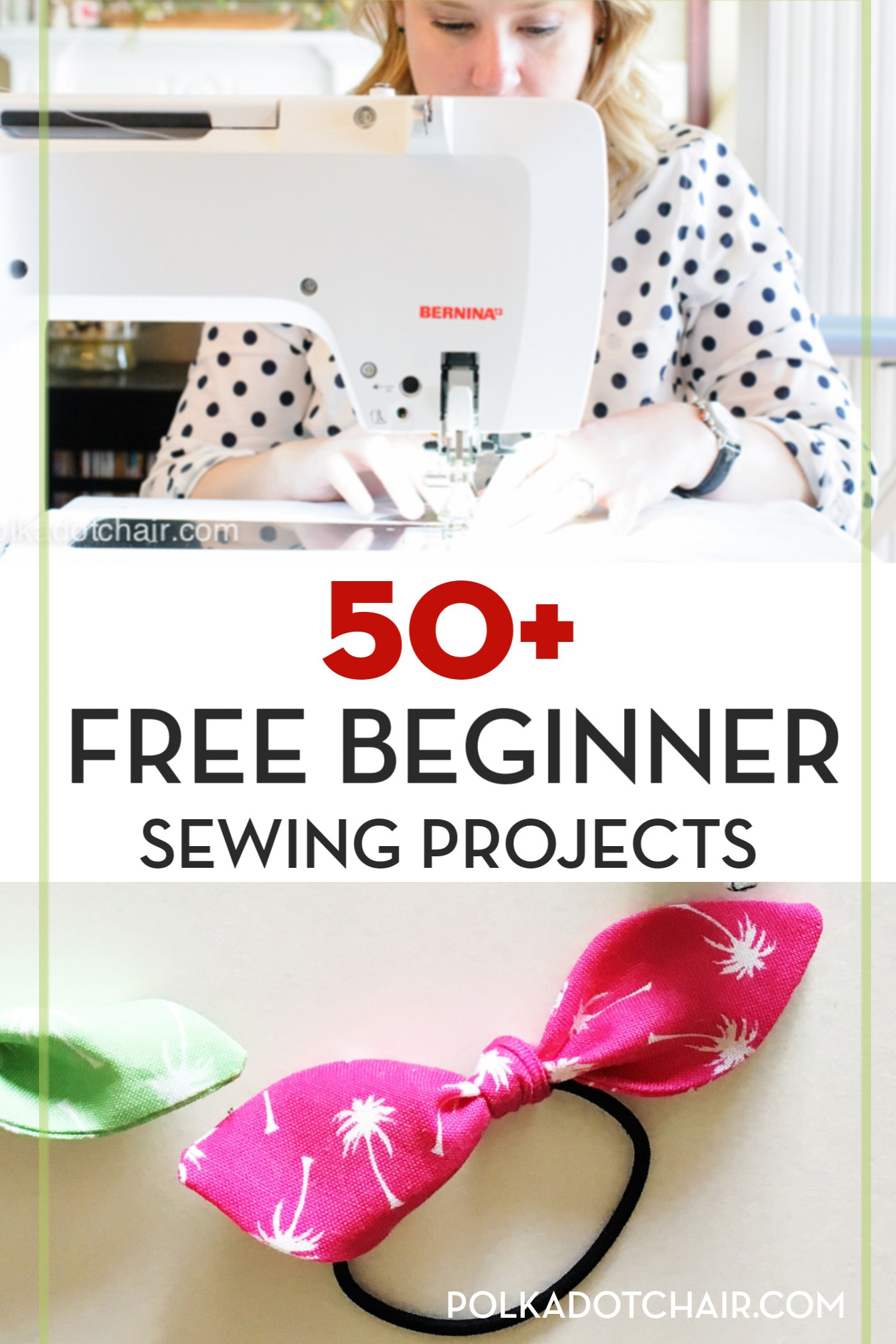 Fun Easy Beginner Sewing Projects