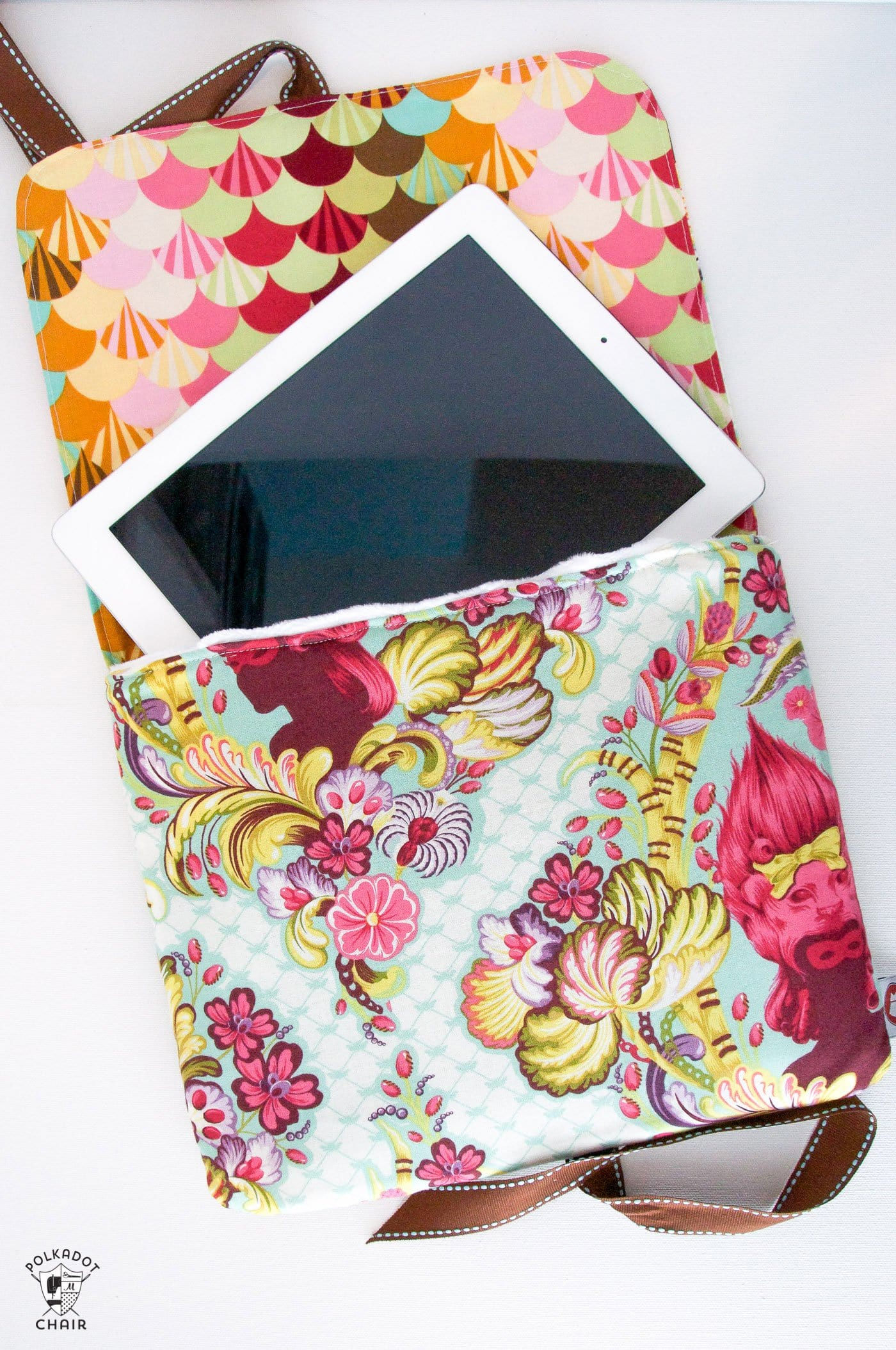 Tech Sewing Free Padded Ipad Case Sewing Pattern The
