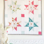 Tiny Wonderland; a Free Mini Quilt Pattern