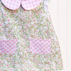 Wonderland Girls Dress made by Elea Lutz