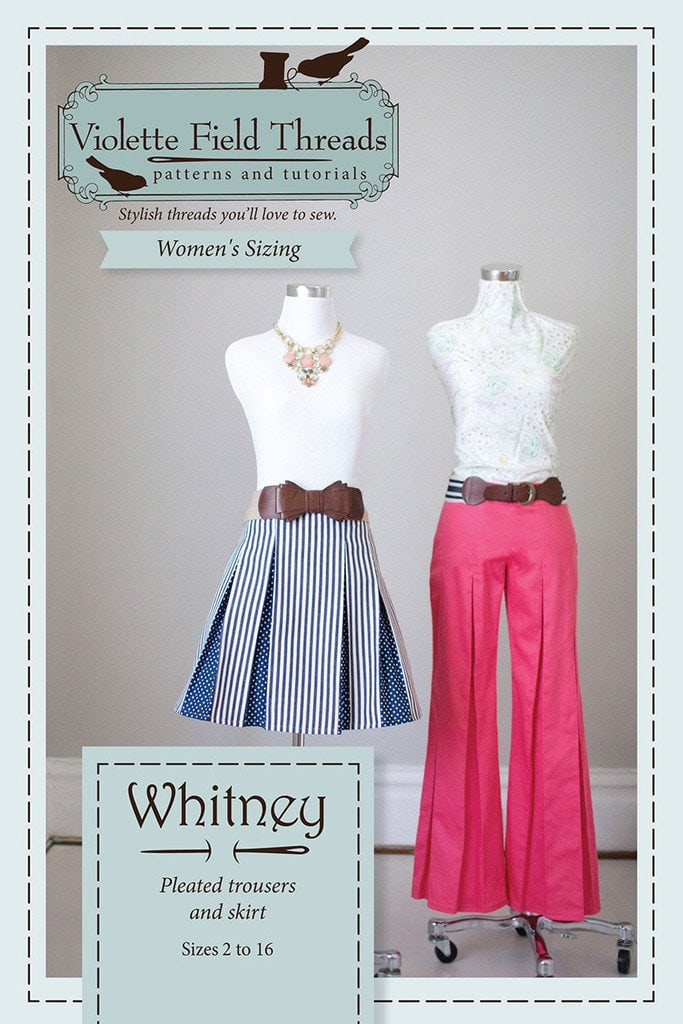 Whitney Skirt Sewing Pattern