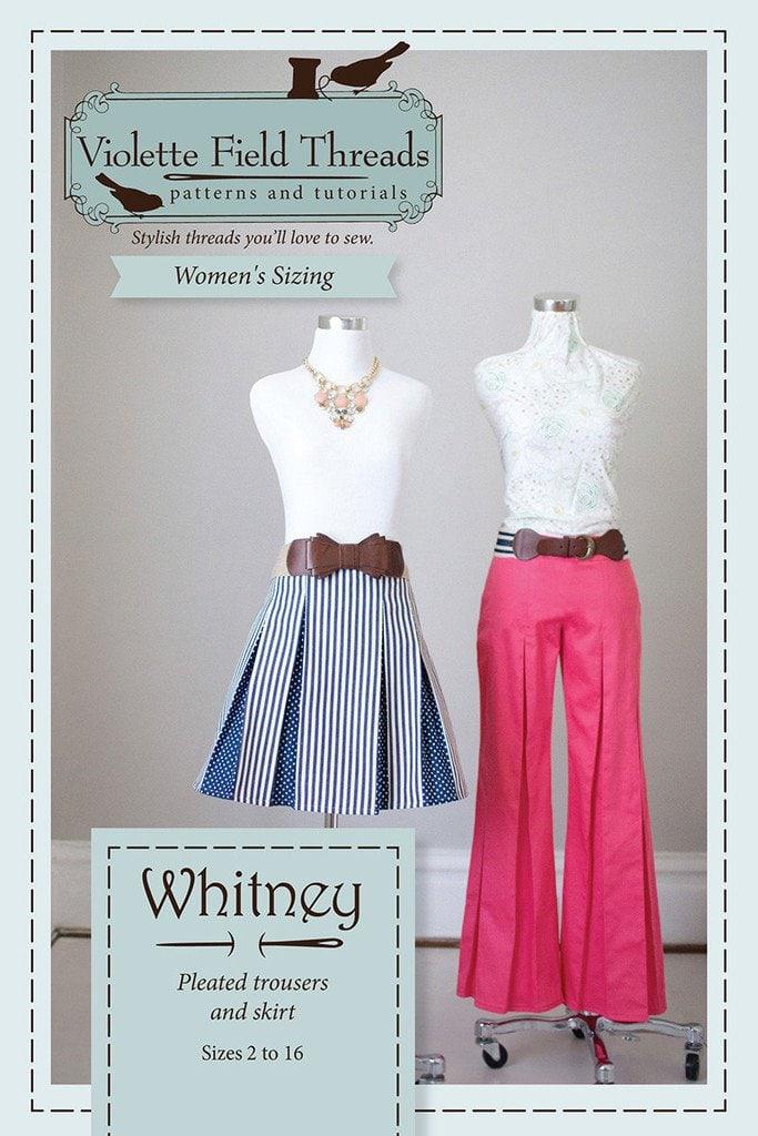 Whitney Skirt Sewing Pattern