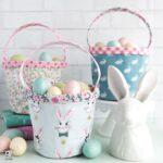 Easter Basket Sewing Pattern