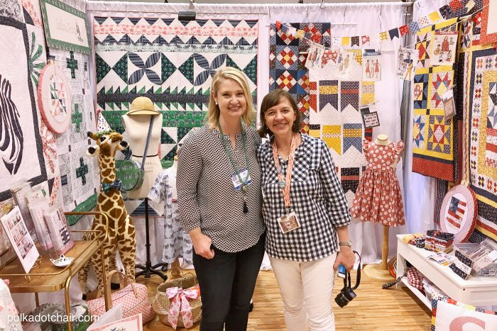 Recap of Spring Quilt Market 2017 in St. Louis