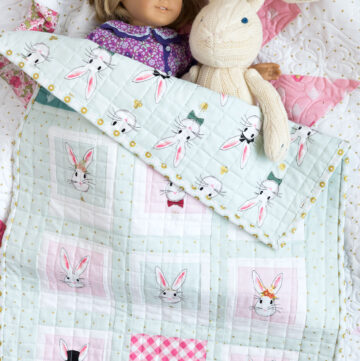 New! Wonderland Mini Quilt Patterns