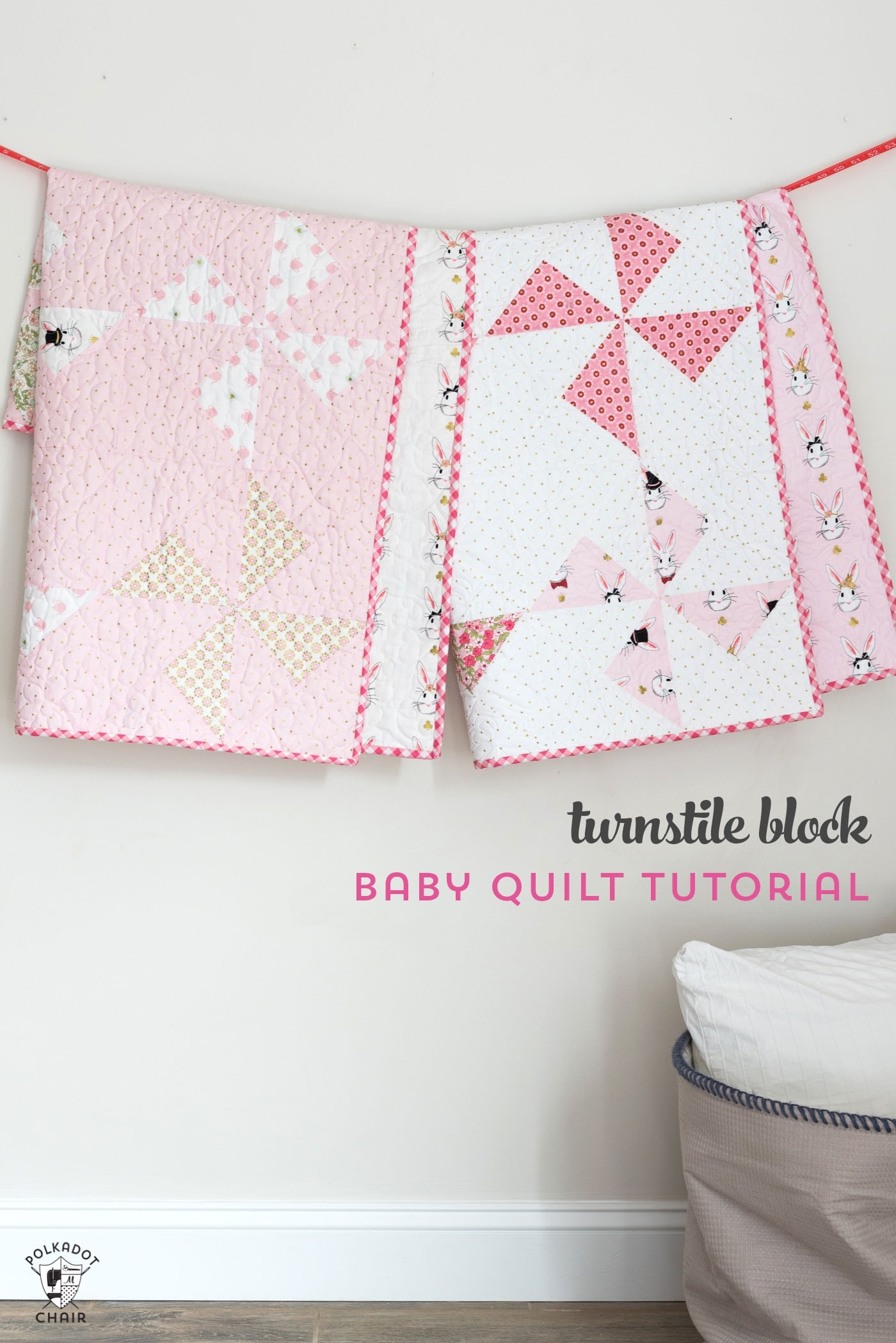 25 Baby Quilt Patterns The Polka Dot Chair