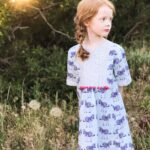 Handmade Dress Ideas using Safari Party Fabrics