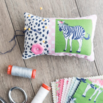 Safari Party Fabrics by Melissa Mortenson for Riley Blake Designs