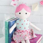 Handmade Doll Ideas & Dolly Book Blog Tour
