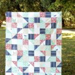 Hidden Safari Party Lap Quilt Tutorial