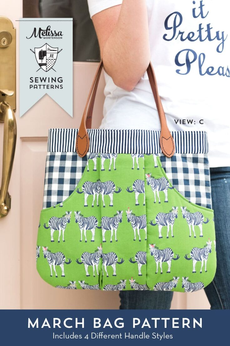 30 Of My Favorite Bag Sewing Patterns Free Tutorials Polka Dot Chair