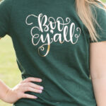 DIY Halloween T-Shirts & Cricut EasyPress Review