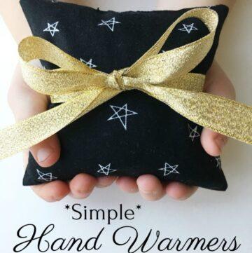 Simple Hand Warmer Tutorial