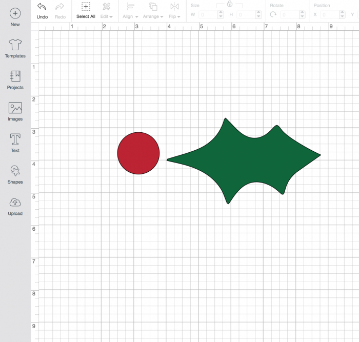 """Christmas DIY Canvas banner with free pattern and templates. How to make a canvas banner- a cute Christmas sign that says """"Peace on Earth"""" #Christmas #canvasbanner #DIY #ChristmasCrafts"""