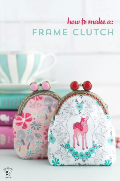 Metal Frame Purse Tutorial