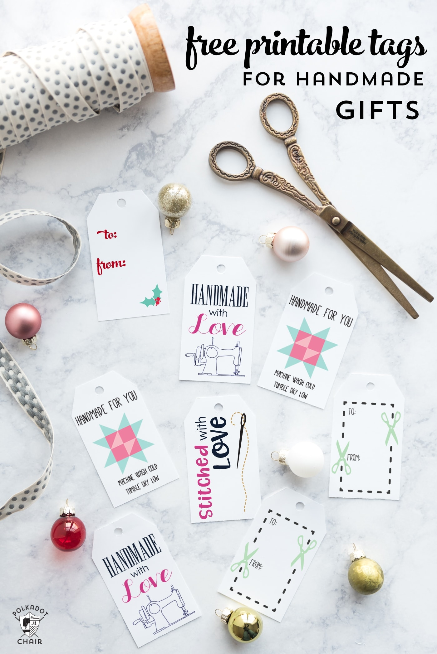 photograph relating to Printable Gift Tages referred to as 10+ Absolutely free Printable Reward Tags Ideal for Home made Presents