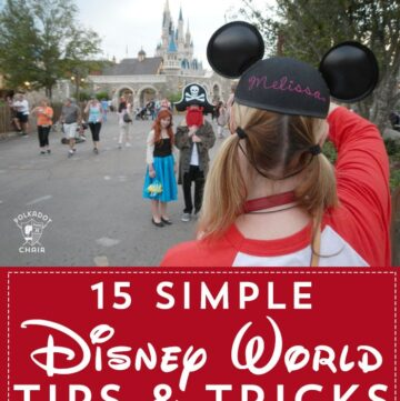 15 Simple Disneyworld Tips & Tricks