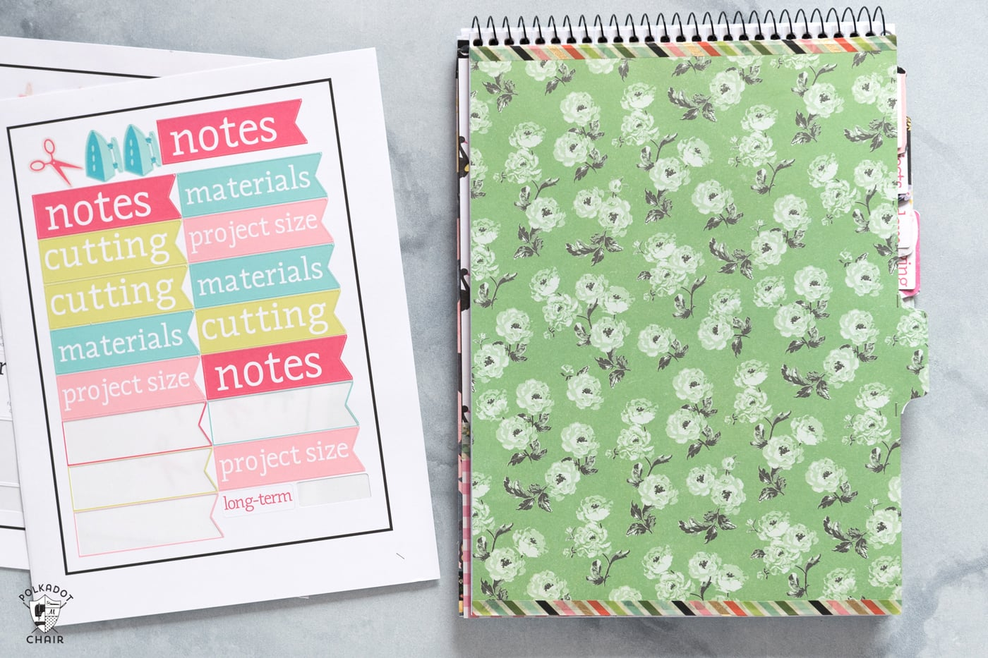 how to make planner stickers with cricut expression