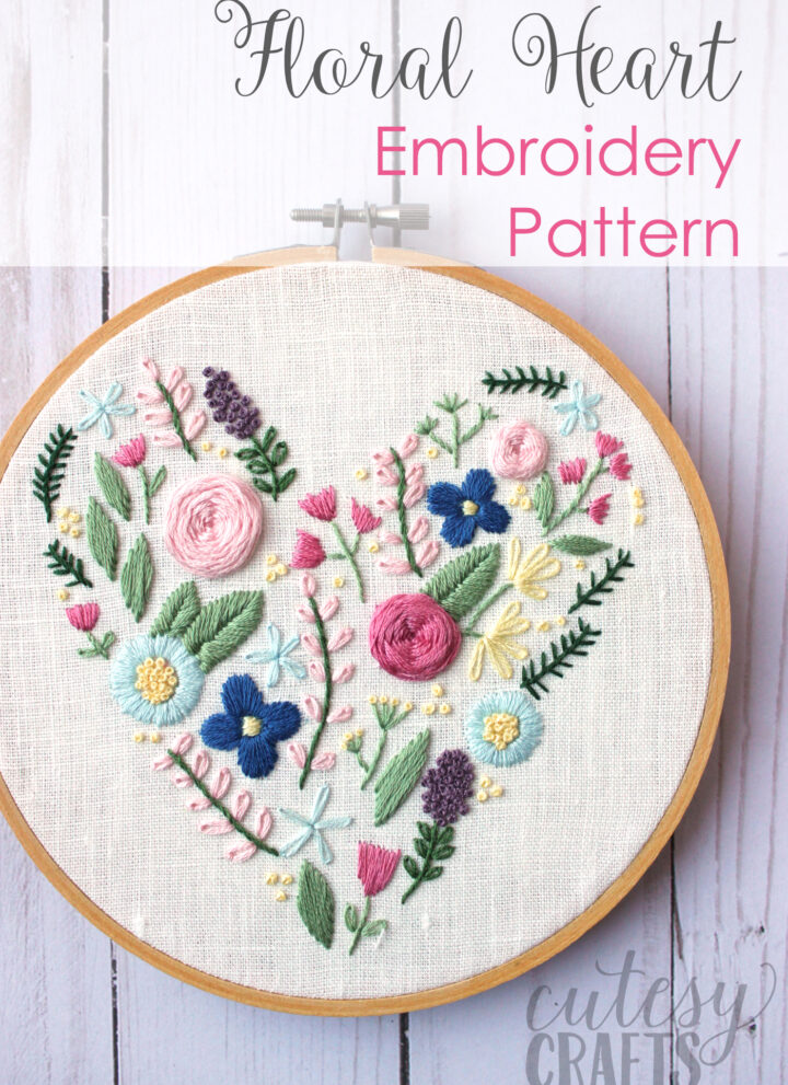 Hand Embroidery Designs For Tops