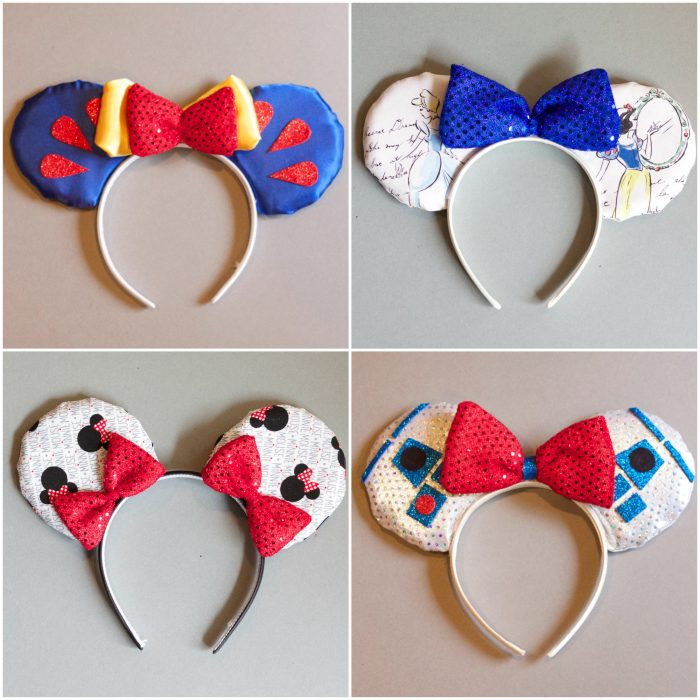 How to create Disney Ears yourself