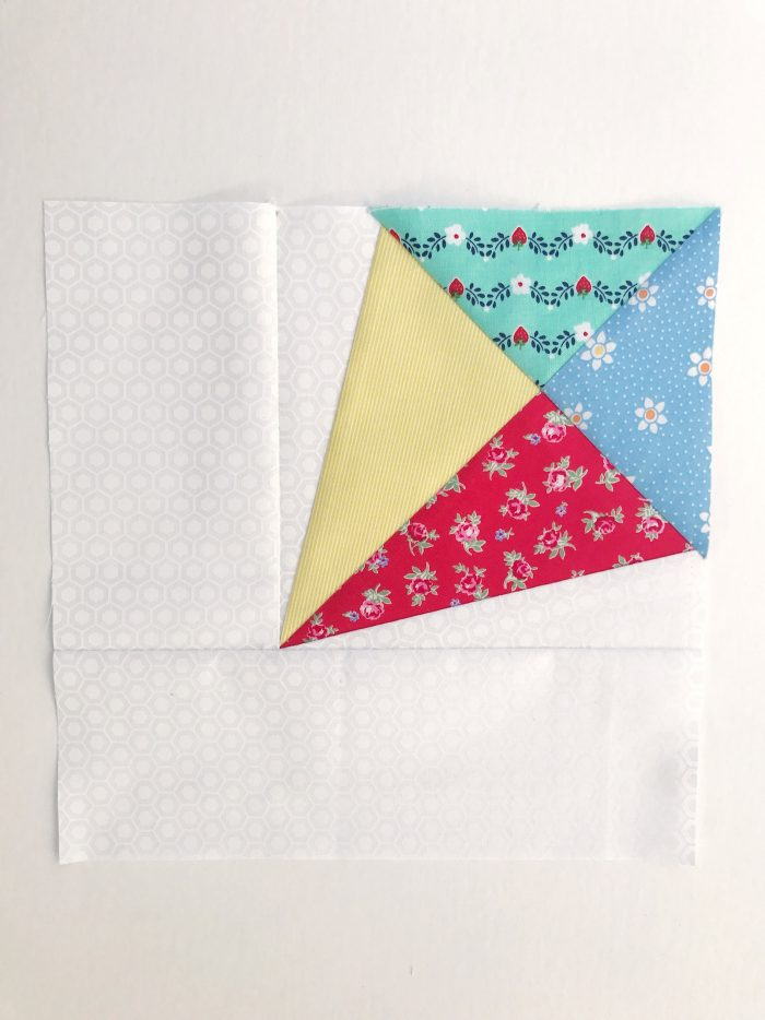 Foundation Paper Piecing Tutorial For Beginners With Free