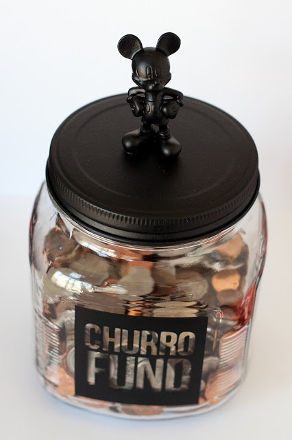 DIY Cute Disney Savings Jar