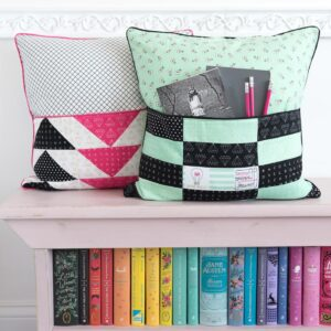 Book Pillow Sewing Pattern