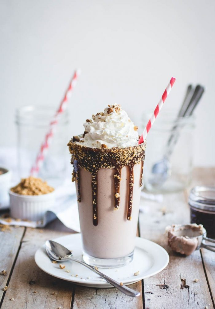 Derby Pie Milkshake Recipe