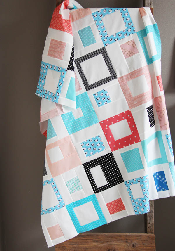simple quilt block tutorial, cluck cluck sew - a fun weekend sewing projects