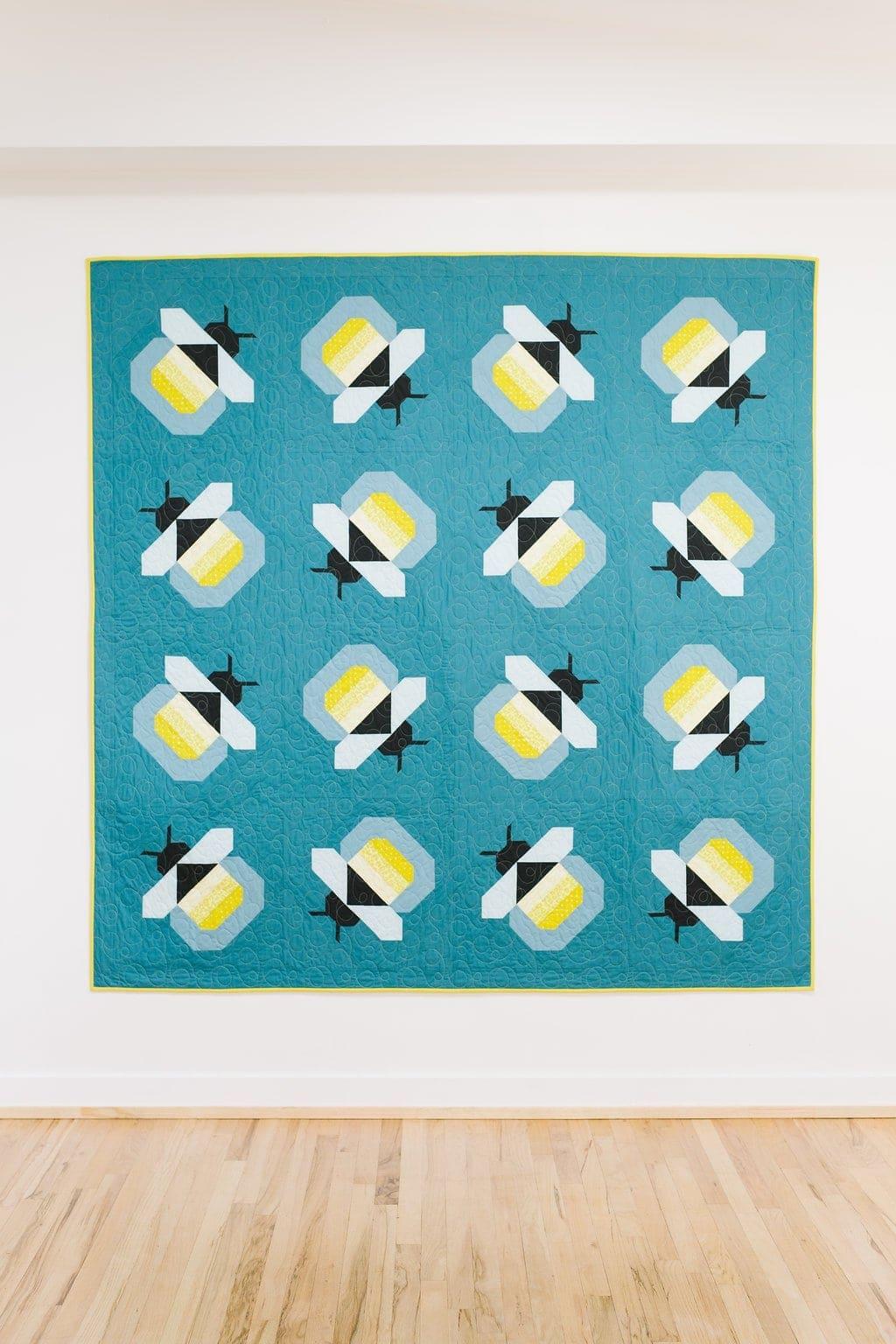 9 Fresh Summer Quilt Patterns to Start this Weekend