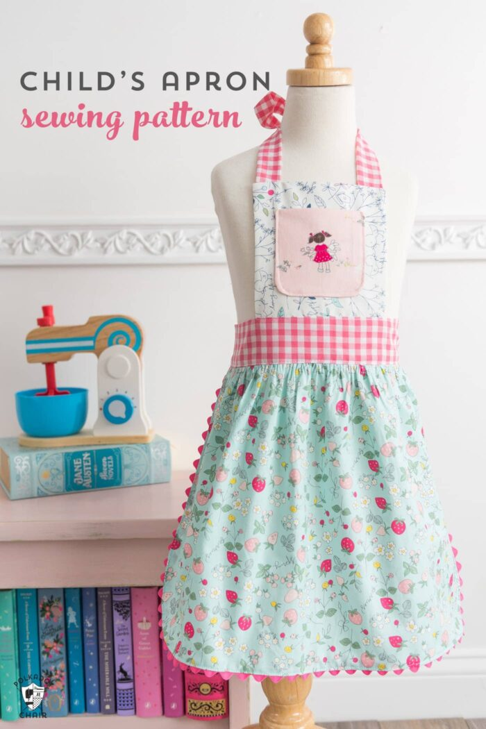 cb3934f52a How to Sew Children s Aprons