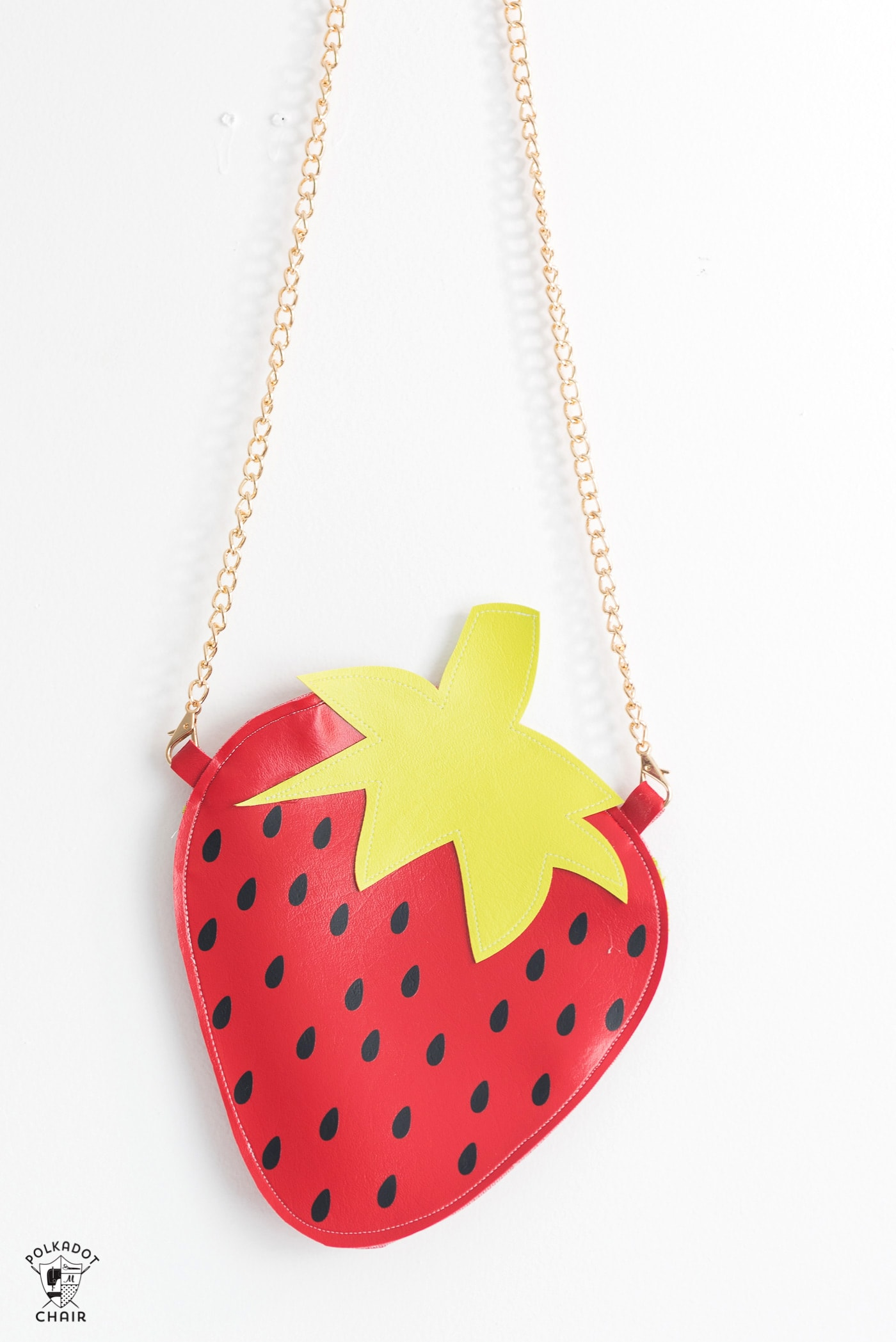 d06cccdc5e Upload the Strawberry File into Cricut Design Space the same way you did  for the Lemon bag.