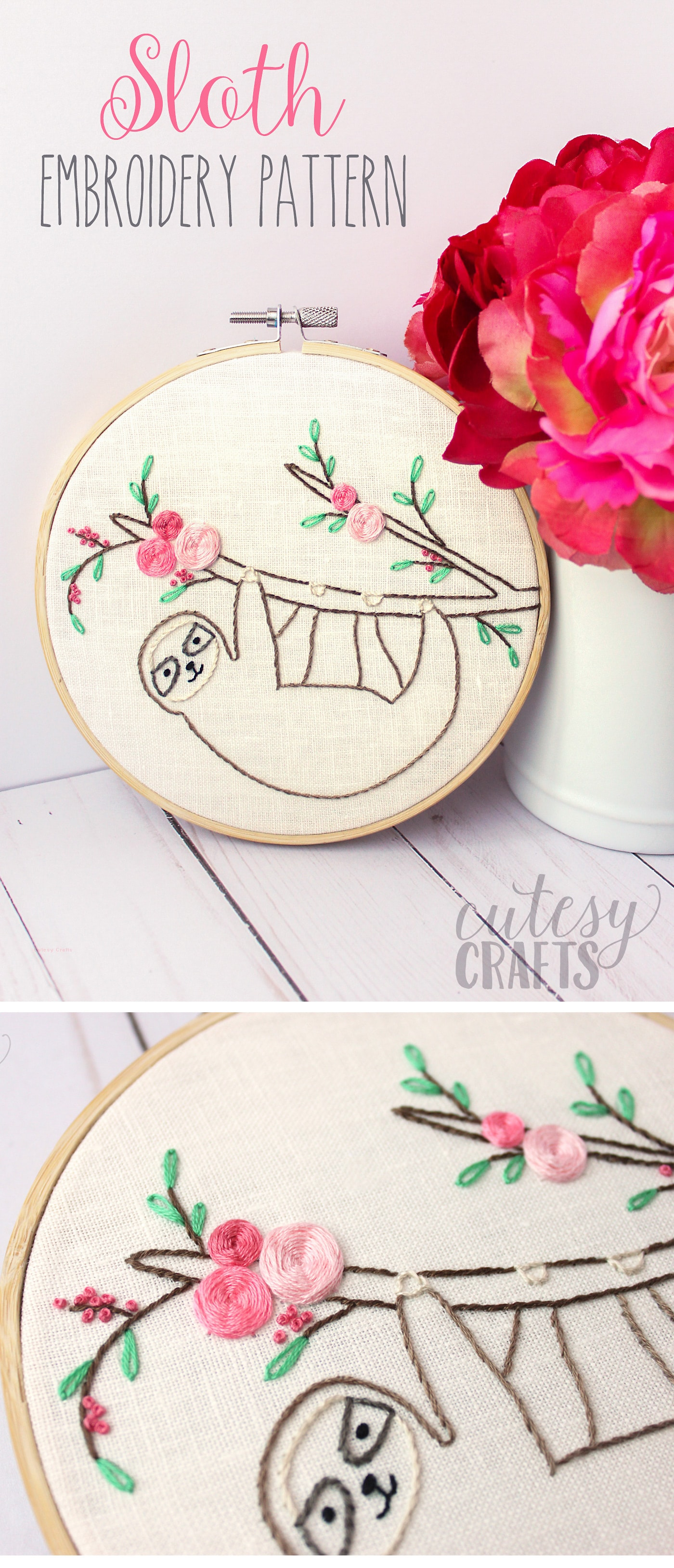 Adorable Embroidery Designs